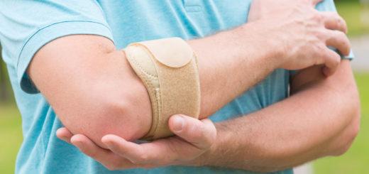 Velcro strap for Tennis Elbow